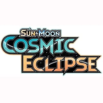 Pokemon TCG Cosmic Eclipse Booster Pack: Toys & Games