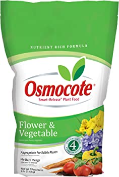 Osmocote Smart-Release Fertilizer For Vegetable Garden