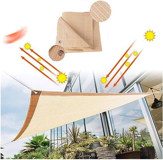 Tela de Sombra Red de Protección Sombra Tela Al Aire Libre De La ...