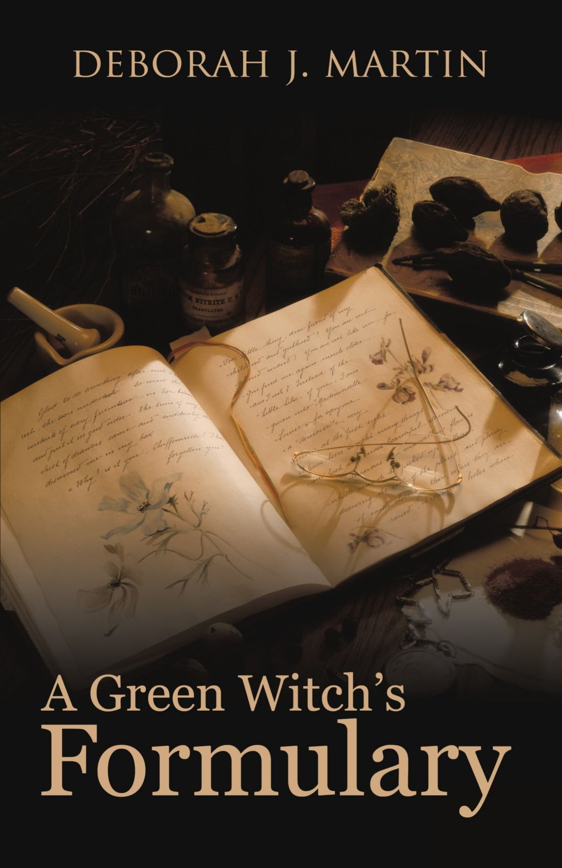 Read Online A Green Witch's Formulary PDF