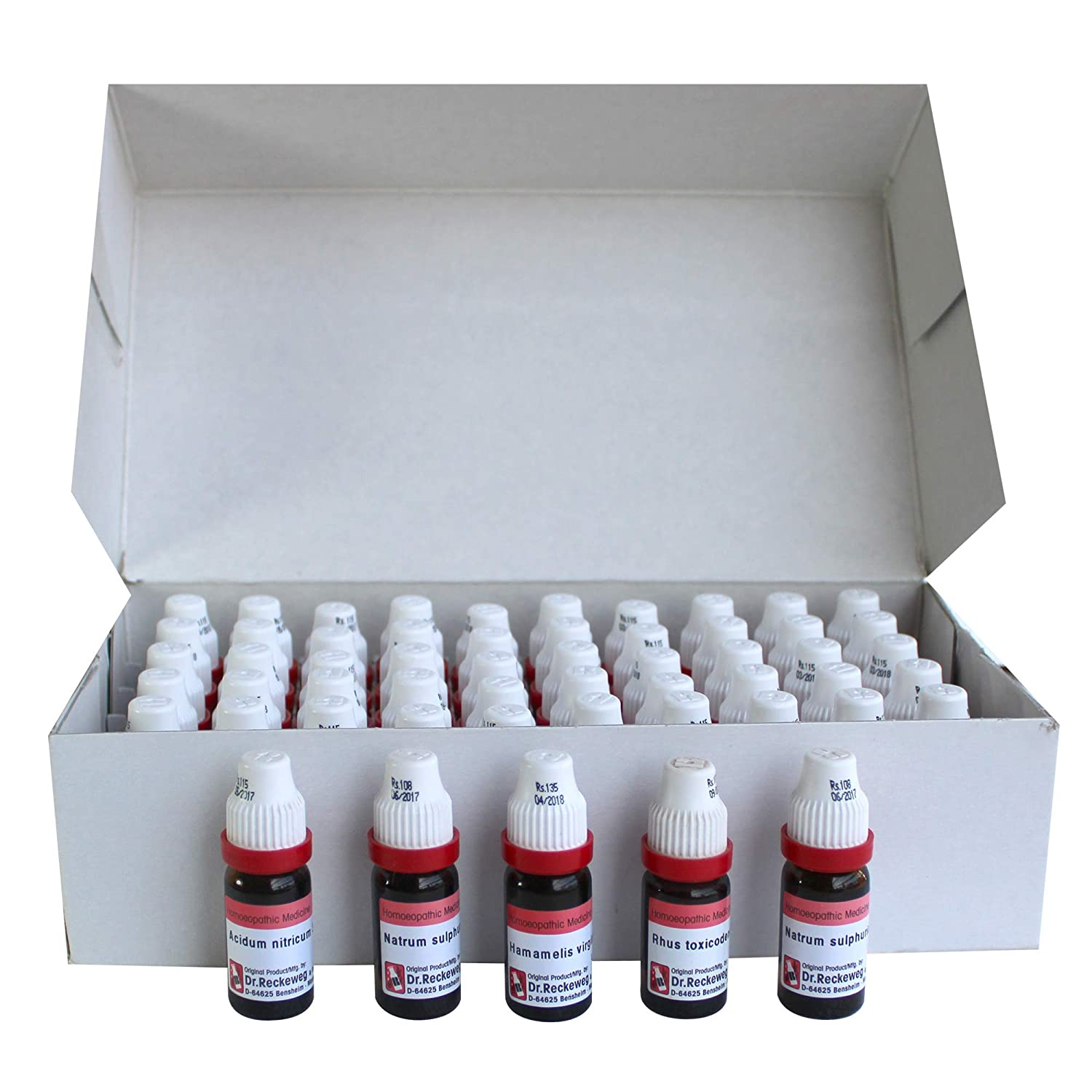 DR. RECKEWEG GERMAN DILUTIONS