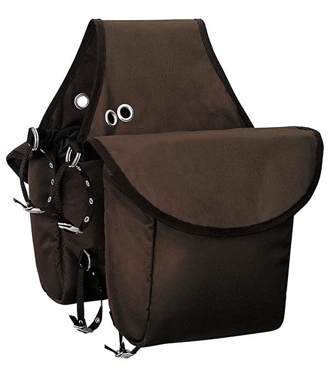 Amazon.com: Weaver Leather Insulated Nylon Saddle Bag ...