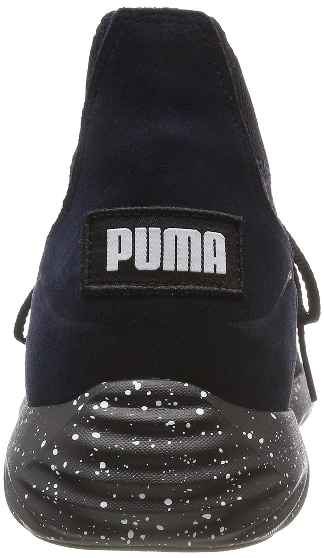 Puma Sneaker Unisex-Erwachsene Speed Cat Wings Monaco Sneaker Puma Schwarz (Puma schwarz-puma Weiß-puma schwarz 02) 308dbd
