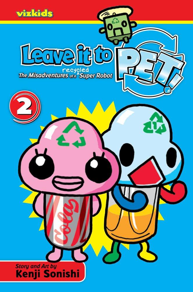 Leave It to PET!, Vol. 2 PDF