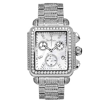 Damen Uhr 10 Rodeo Madison CtwUhren Silber Joe 25 Diamant eWEYb2H9ID
