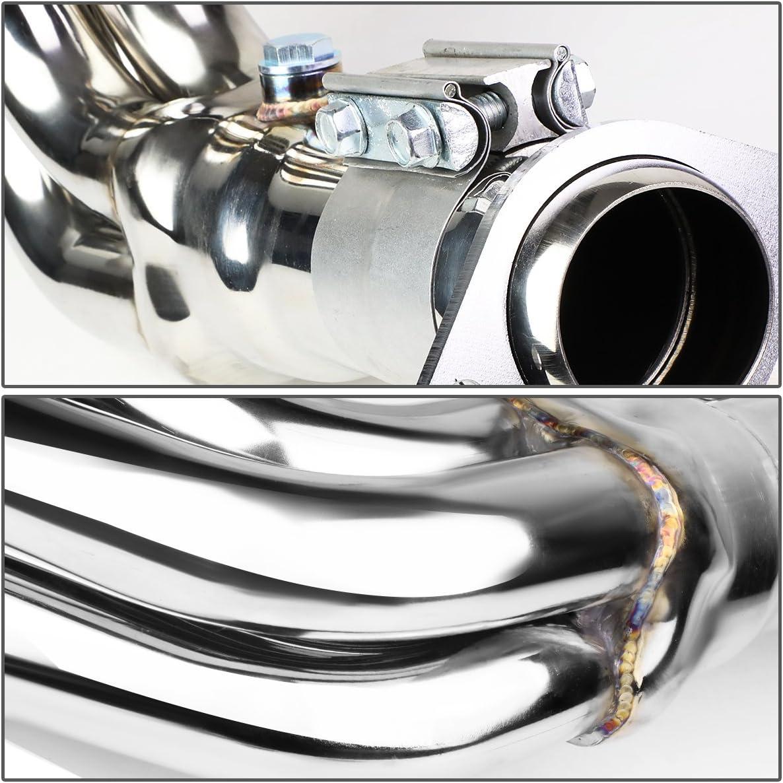 FOR 04-07 CADILLAC CTS-V V8 SEDAN FIRST GEN STAINLESS STEEL 4-1 LONG TUBE HEADER