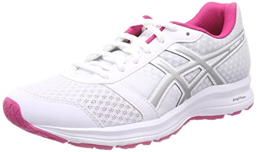 asics blanche femme running