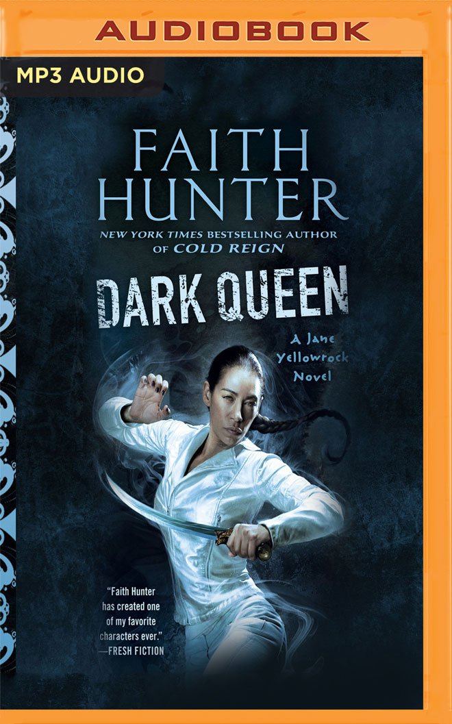 Read Online Dark Queen (Jane Yellowrock) pdf