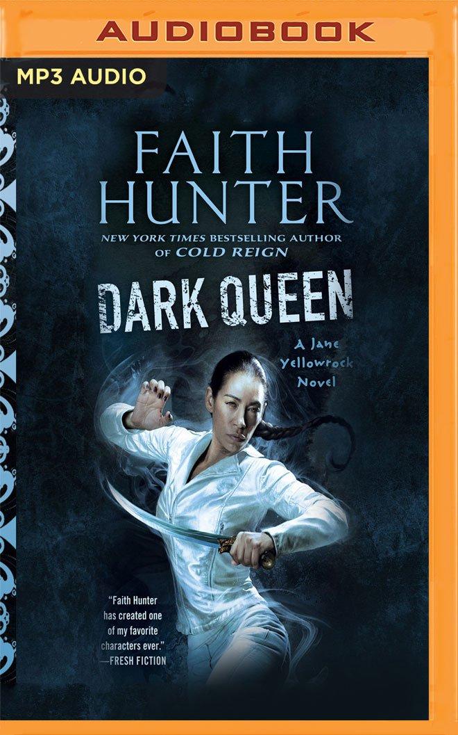 Read Online Dark Queen (Jane Yellowrock) PDF