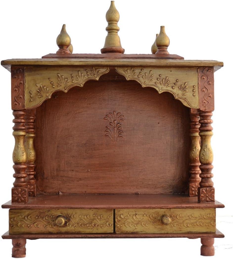Home Temple/ Mandap/ Wooden Temple / Pooja Temple