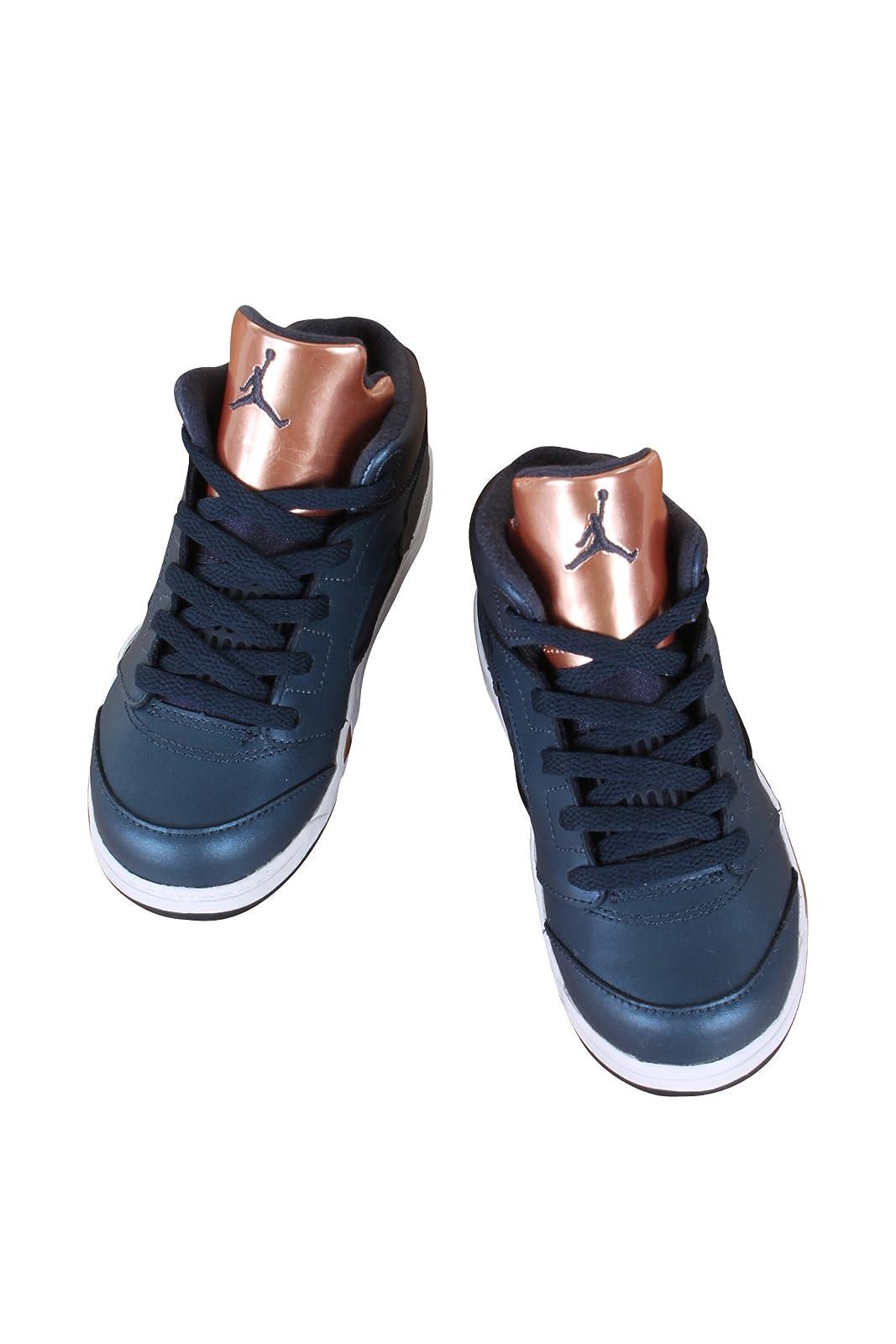 Jordan 5 Retro Bt Toddlers Obsidian/Bronze - 2