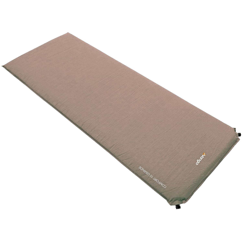 Vango Comfort 10 Grande - Nutmeg - 200 cm - Strapazierfähige komfortable Isomatte