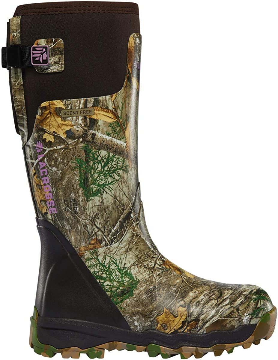 LaCrosse Men's Rubber Boot Hunting Shoe