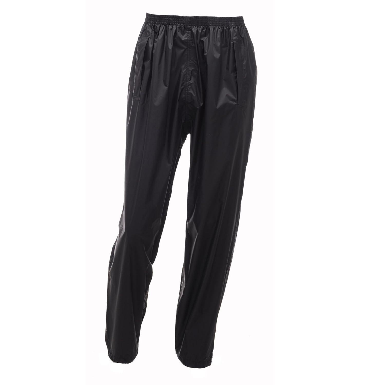 Regatta Pantalones Amplios Impermeables y Transpirables Modelo Packaway II Hombre Caballero