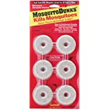 Summit Responsible Solutions 110-12 Mosquito Dunks, 6-Pack, Natural
