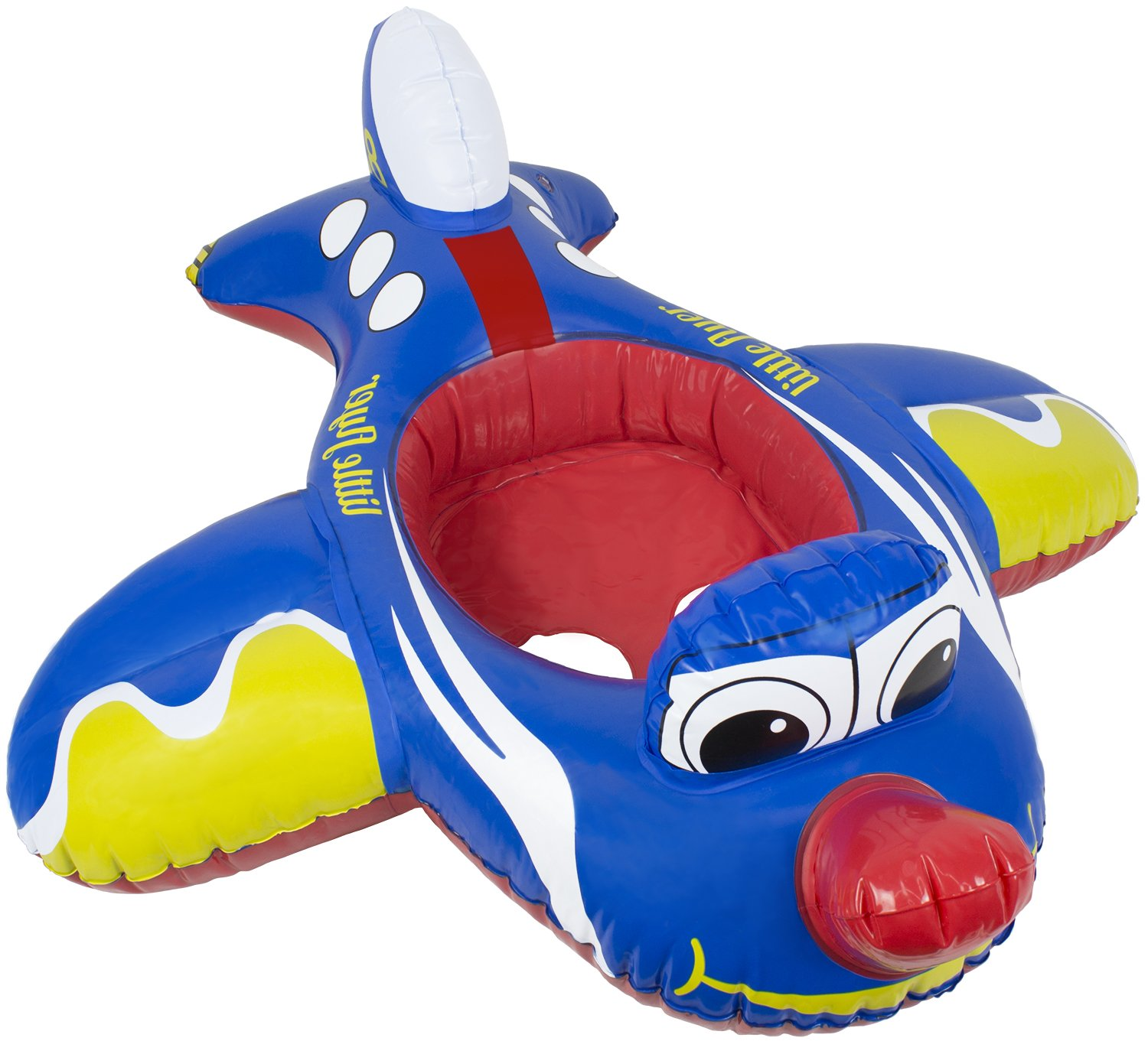 Amazon.com: Poolmaster 05401 Learn-To-Swim Transportation Baby Float ...