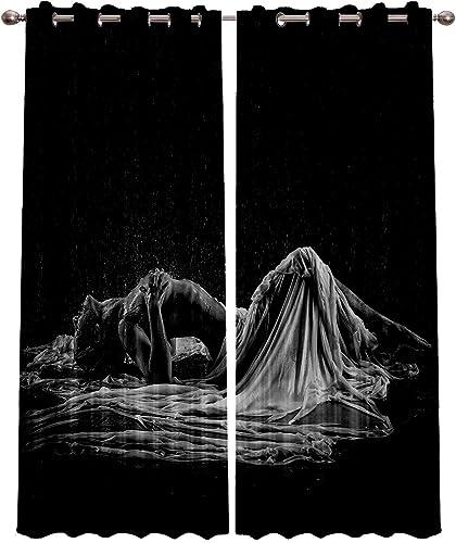 Blackout Grommet Curtain
