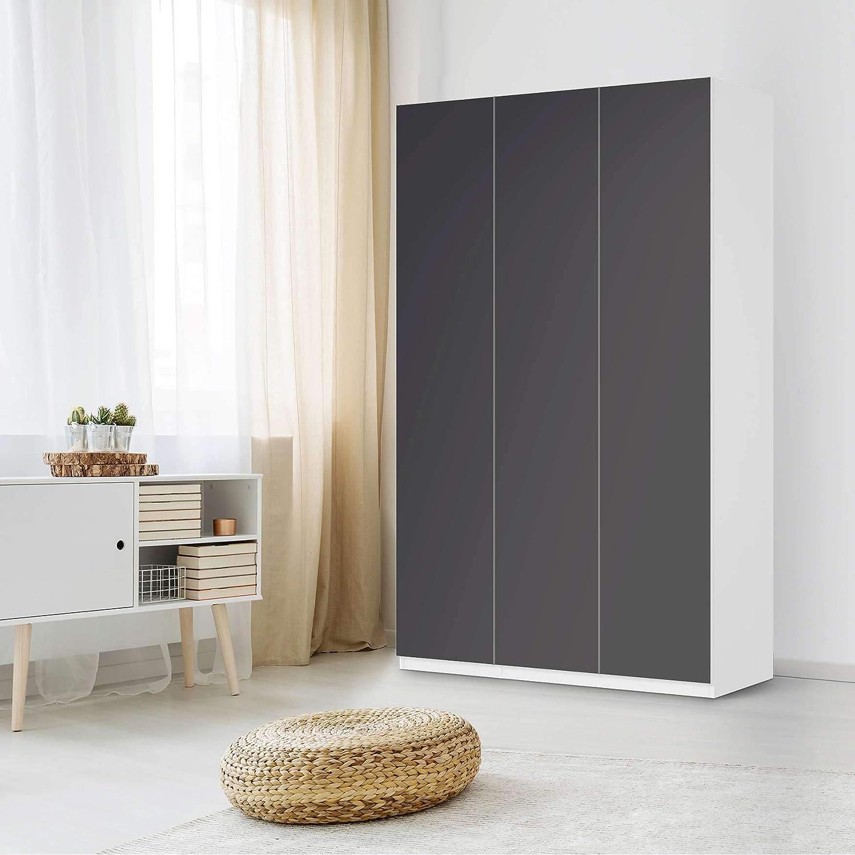 Muebles Decoración para Ikea Pax Armario 236 cm altura – 1, 2, 3 ...