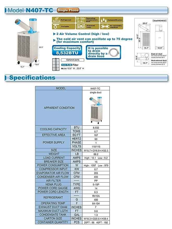 Srcool12k Portable Ac Unit Wiring Diagram - Data Wiring Diagrams •