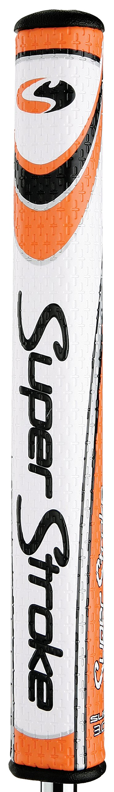 Super Stroke Slim 3.0 Putter Grip, Orange by SuperStroke