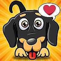 SausageMoji - Text Adorable Dachshund Emojis