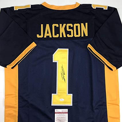 Image Unavailable. Image not available for. Color  Signed Desean Jackson  Jersey ... 55182bbc2