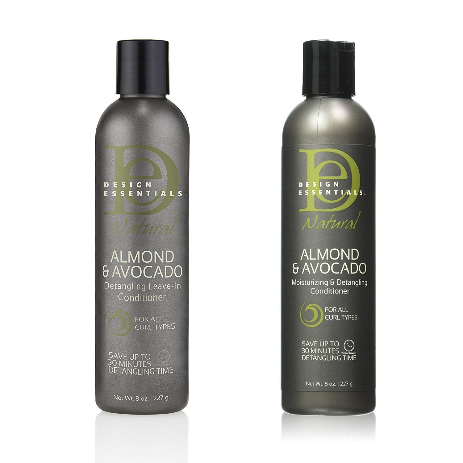 Amazoncom Design Essentials Almond Avocado 8 Oz Conditioner