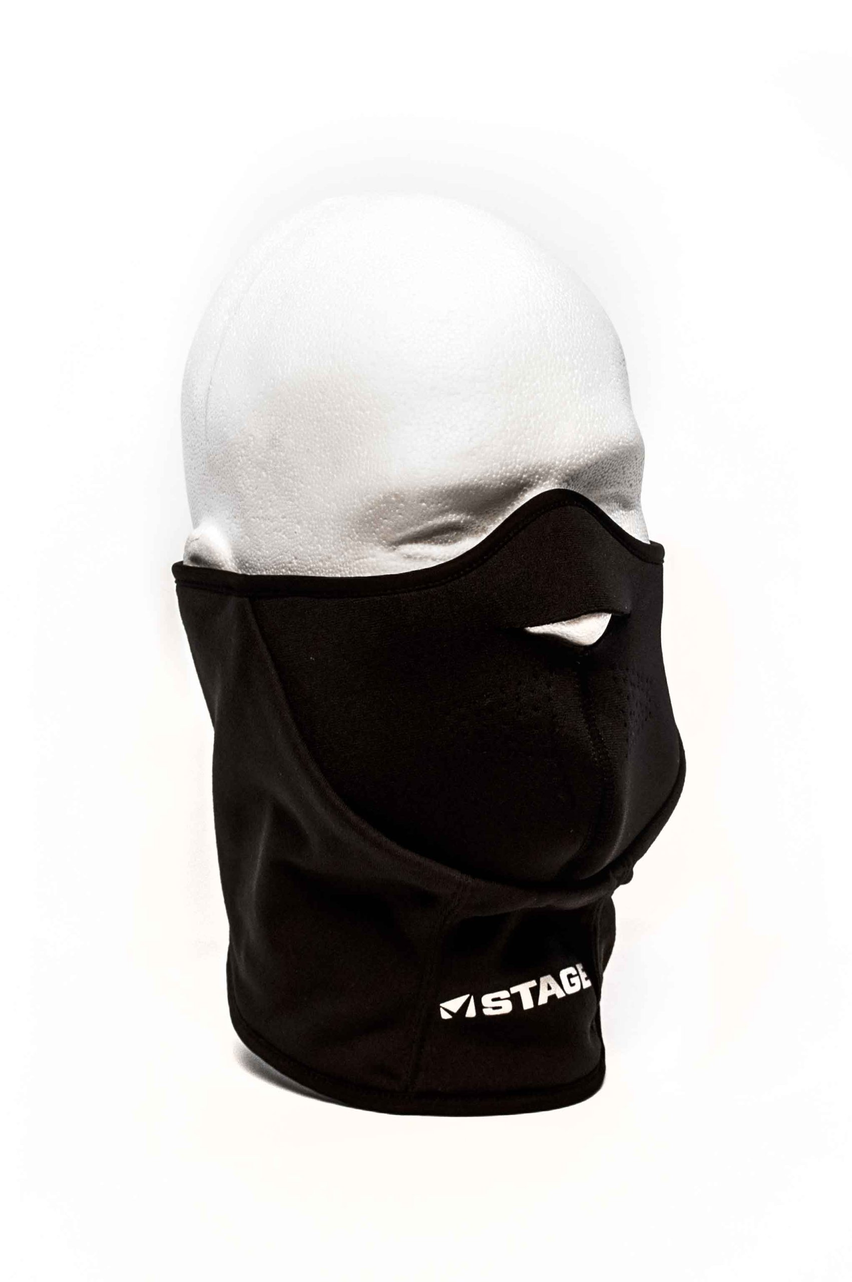 STAGE Facemask, Black, One Size
