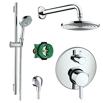 DORTHY: Hansgrohe raindance shower pleasure xxl