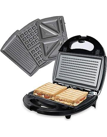 Amazon.es: Sandwicheras - Pequeño electrodoméstico: Hogar y ...