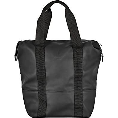 Rains City Womens Shopper Bag One Size Black: Handbags: Amazon.com