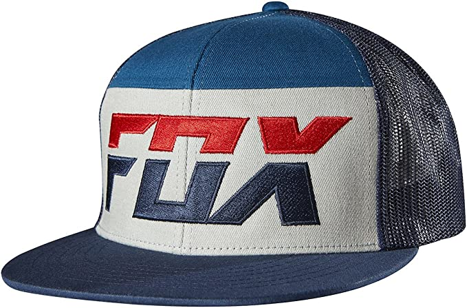 Gorra Fox Racing: Mako Indo BL: Amazon.es: Ropa y accesorios