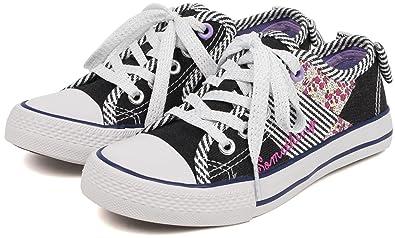 e82e51ac437f9  セレブル  (サムシング エドウィン) SOMETHING EDWIN 子供靴 スニーカー 女の子 ローカット キッズ サイド
