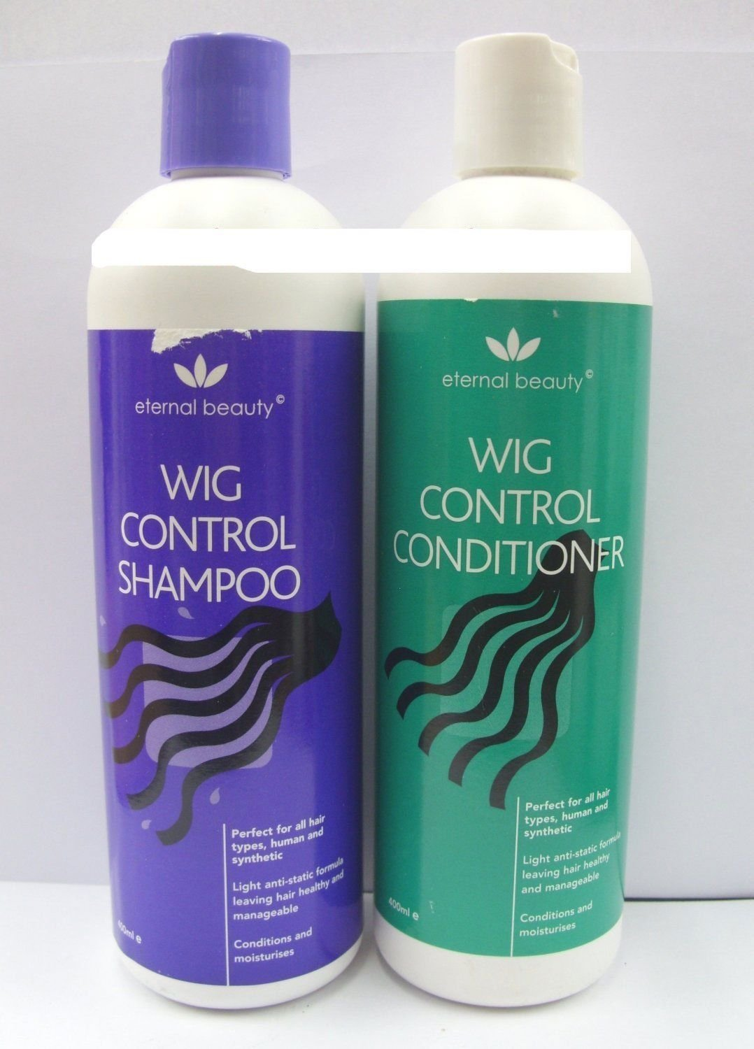 Wig Shampoo And Conditioner For Human Synthetic Hair Wigs Deal