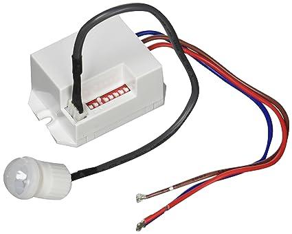 ElectroDH 60259 DH Detector Movimiento DE Infrarrojos EMP Mini