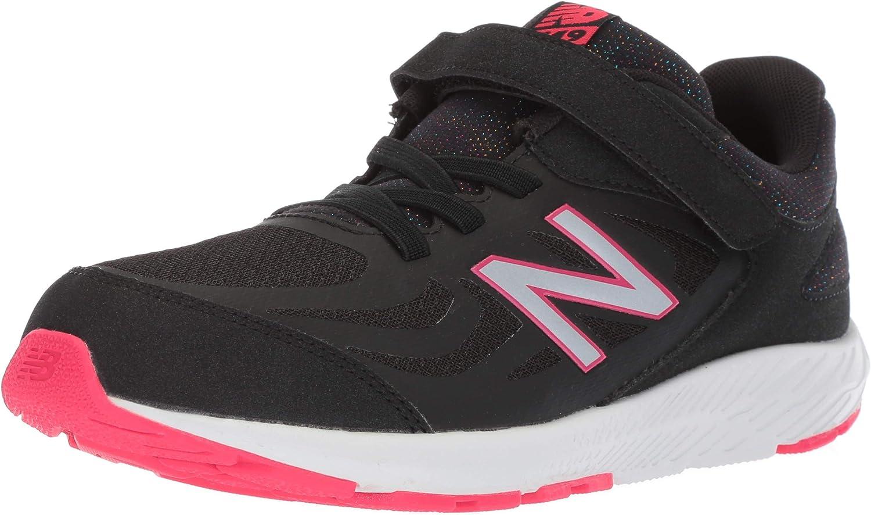 New Balance 519v1 Hook and Loop, Zapatillas de Correr para Niñas: Amazon.es: Zapatos y complementos