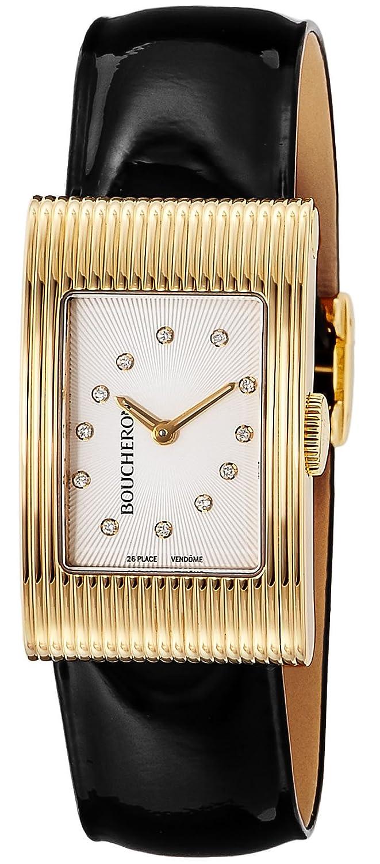 [ブシュロン]Boucheron 腕時計 リフレ ホワイト文字盤 ダイヤモンド WA009413 レディース 【並行輸入品】 B01LZJFP9V