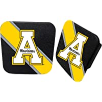 Appalachian State Mountaineers Rubber Trailer Hitch Cover