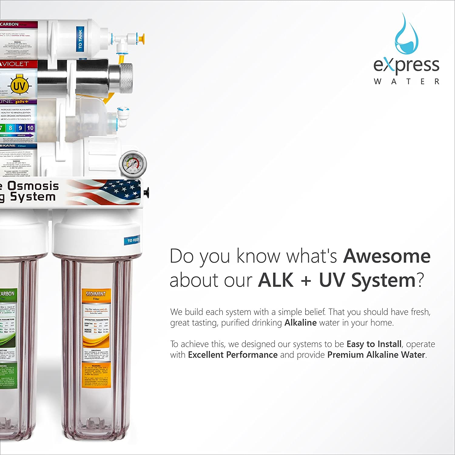 Smart Water Filters