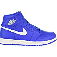 Nike Air Jordan 1 Retro High Og Mens Basketball Trainers 555088 Sneakers Shoes (UK 9 US 10 EU 44, Hyper Royal sail 401)