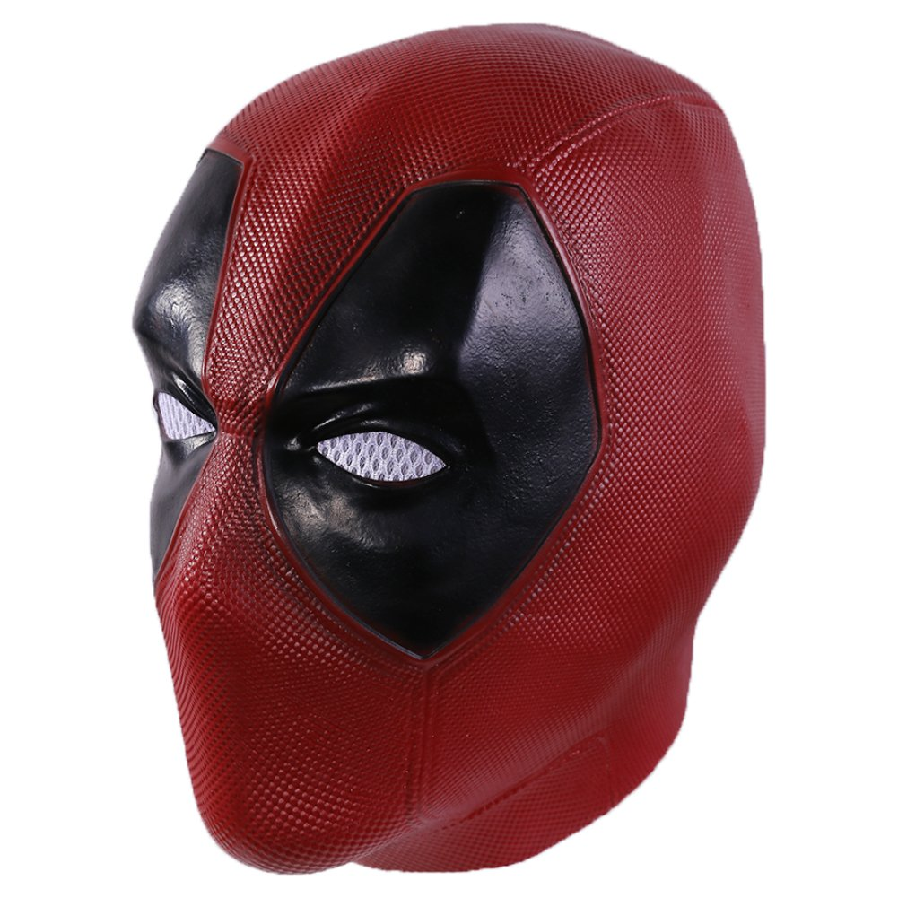 DP Mask Deluxe Full Head Latex Movie Helmet Cosplay Costume Adult Accessory Type A by Joyfunny (Image #2)