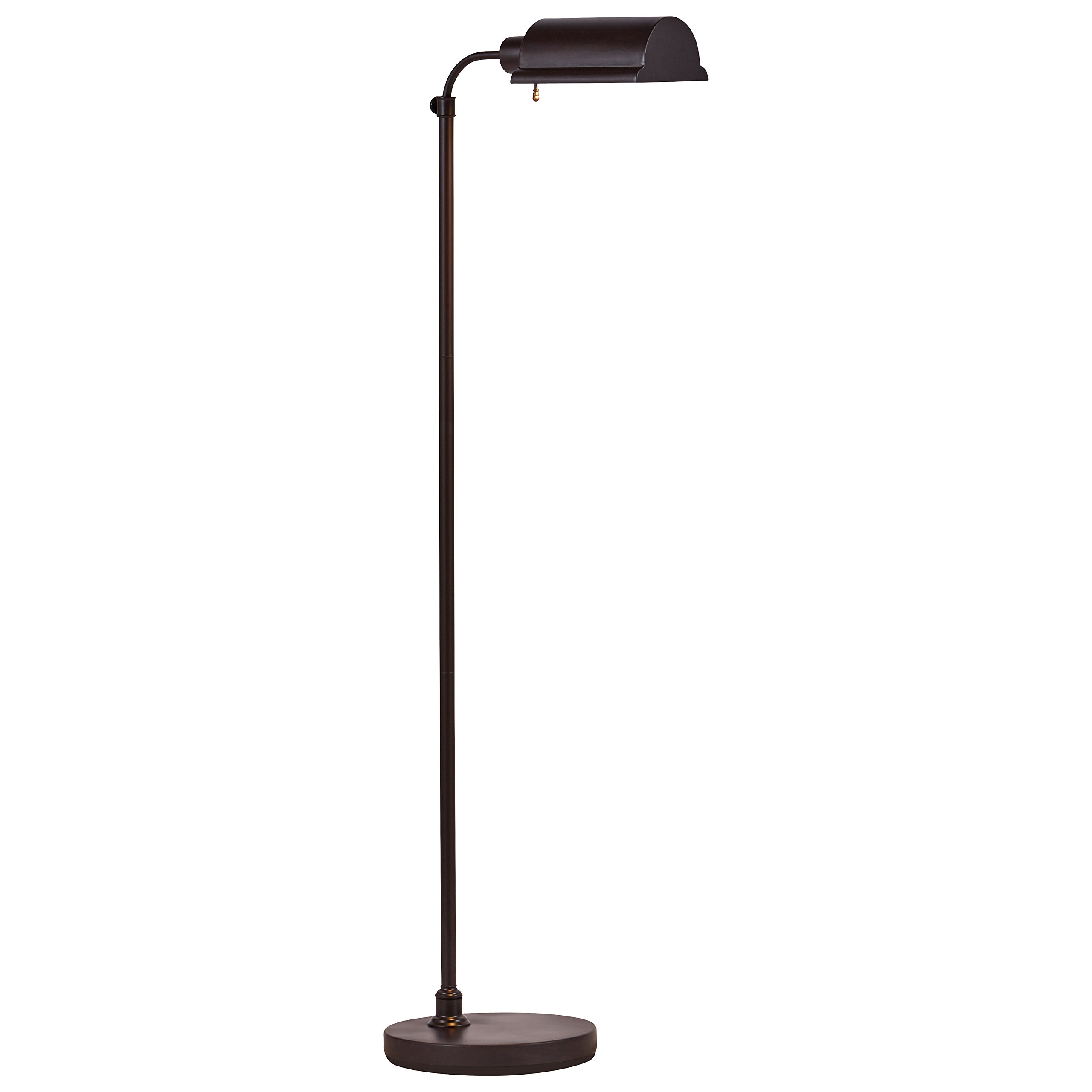 Stone & Beam Modern Pharmacy Floor Lamp, 48''H, With Bulb by Stone & Beam