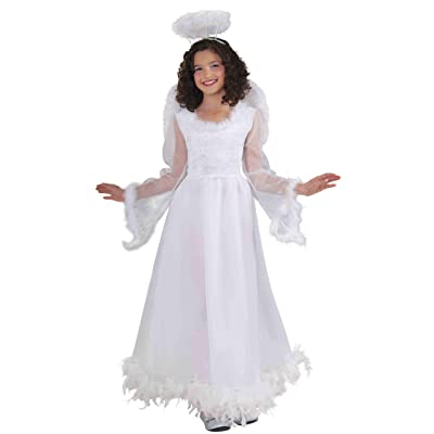 Forum Novelties Fluttery Angel Child's Costume, Small: Toys & Games