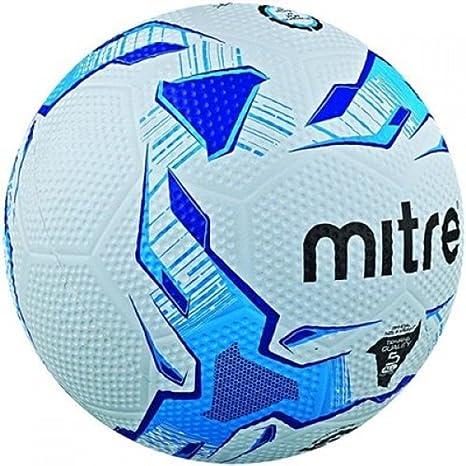 Mitre B4059 Super Dimple Football Match formación balón de fútbol ...
