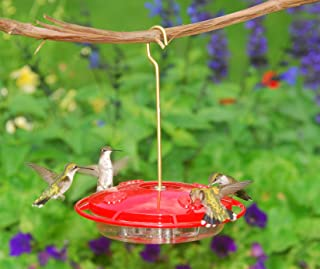 product image for Aspects 367 Hummzinger Ultra Hummingbird Feeder, 12-Ounce,4 Feeding,Red