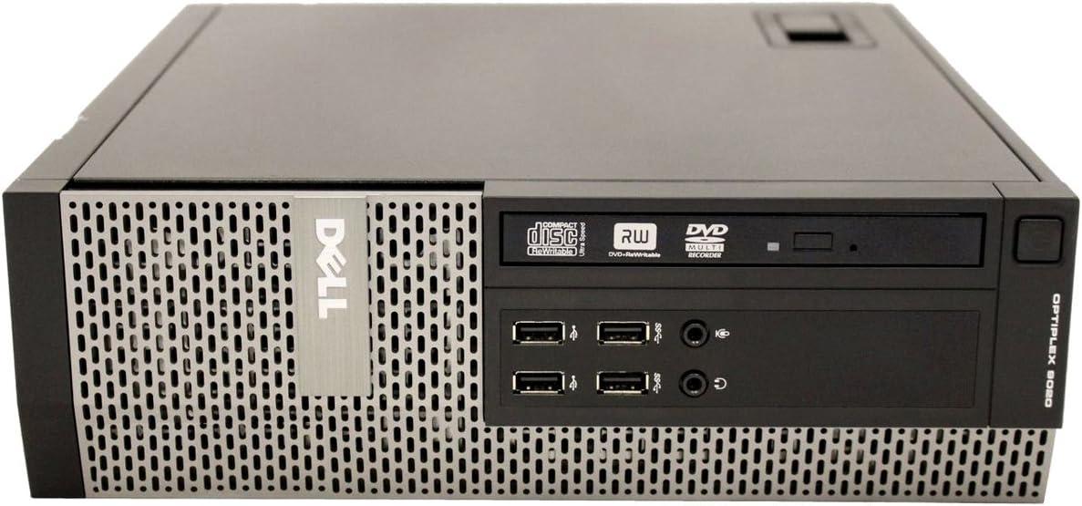 Dell Optiplex 9020 SFF High Performance Premium Business Desktop Computer, Intel Core i7-4790 up to 4.0GHz, 16GB RAM, 120GB SSD, Windows 10 Pro, USB WiFi Adapter, (Renewed)