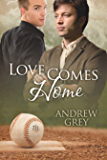 Love Comes Home (Senses Series Book 3)