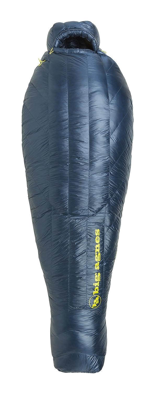 Big Agnes ORNo 0 Ultralight Down Mummy sleeping bag B0758196Q9 Long Length / Left Zipper|ブルー ブルー Long Length / Left Zipper