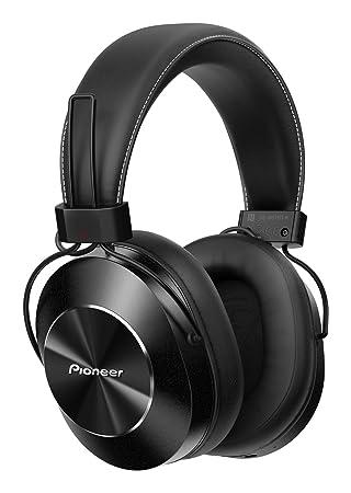 59d37b9a636 Pioneer SE-MS7BT-K - Auriculares de Tipo Diadema (Bluetooth, Hires, Power  Bass, NFC), Color Negro: Amazon.es: Electrónica