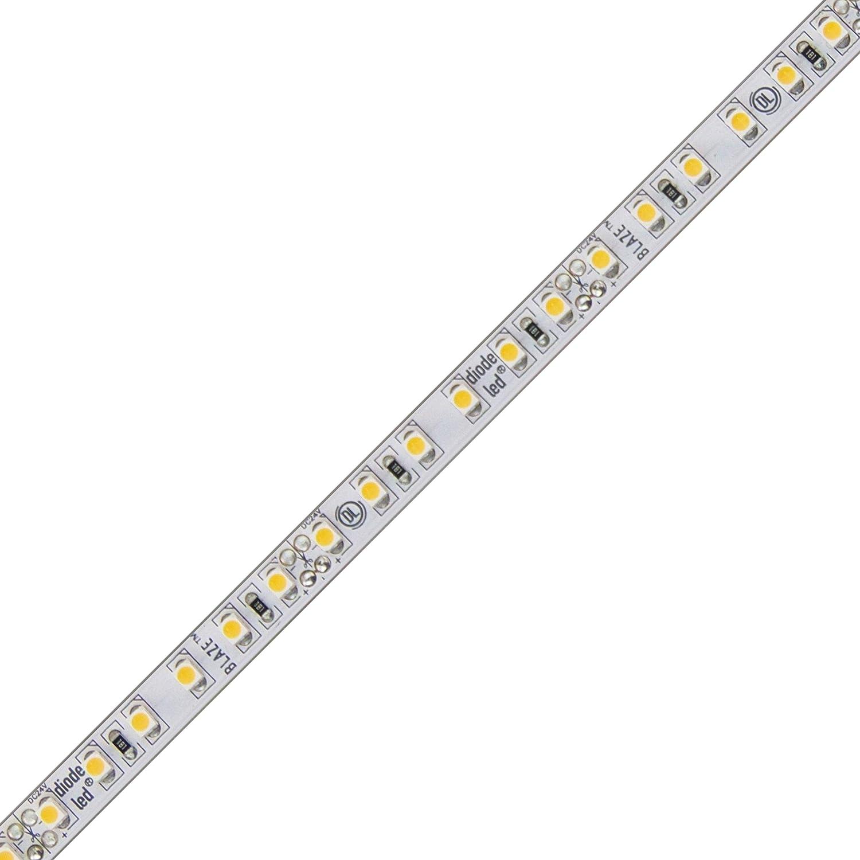ダイオード LED ブレイズ LED テープ ライト 24V 2850K 92 CRI 100フィート 2.88W/フィート B07QMNGVJF